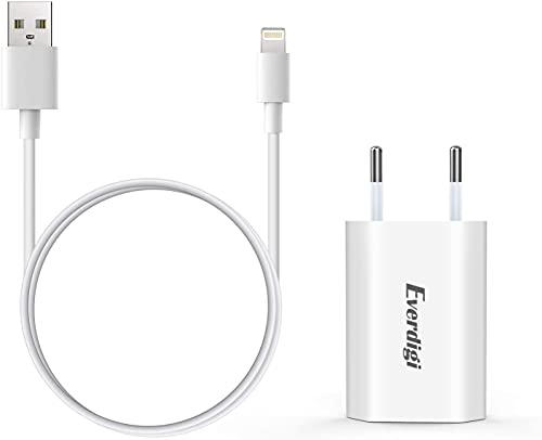 Everdigi USB Ladegerät 1M für Kabel USB