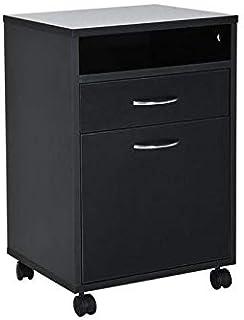 """ProHT 24"""" Mobile Printer Stand - Black (05704A)"""