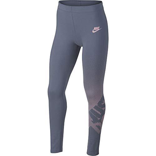 Nike Boy's Lunarglide 6 Running Shoe (3.5Y-7Y) Black/Pure Platinum/Cool Grey/White Size 4.5 M US