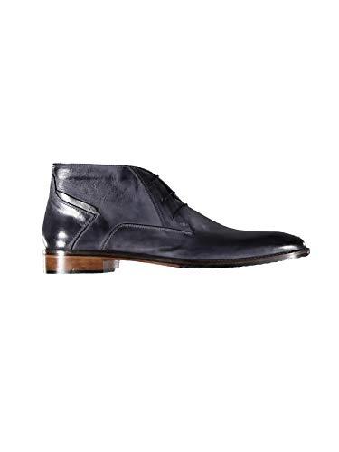 engbers Herren Schuhe, 30301, Blau in Größe 46