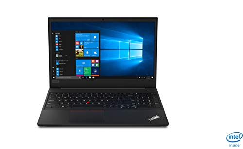 "Lenovo ThinkPad E590 - Ordenador portátil 15.6"" FullHD (Intel Core i5-8265U, 8GB RAM, 512GB SSD, Intel UHD Graphics, Windows Pro) Negro - Teclado QWERTY español"