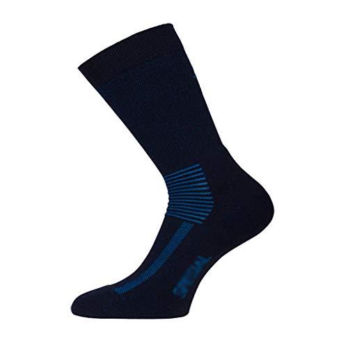 Chaussettes de Haute qualité en Laine mérinos pour Hommes Anti-Glisse évacuant l'humidité Coton Chaussettes Camping en Plein air randonnée Sac à Dos Chaussettes de Sport (Color : E, Taille : XL)