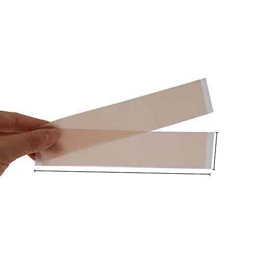 Silikonpflaster für Narben 3,5cm X 15cm, Narbenpflaster Silikon 1 Stk, Narbensalbe für alte Narben, Narben Gel, Behandeln und Reduzieren von Kaiserschnitt-Dehnungsstreifen-Narben Akne-Brand-Chirurgie