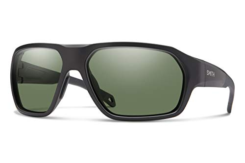Gafas de Sol Smith Optics DECKBOSS Matte Black/Chromapop Polarized Grey 63/15/135 hombre