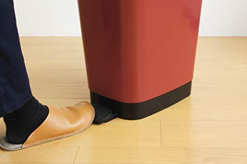 CURVER(カーバー)ペダル式ゴミ箱セージGLサイズKISシックビン929515289