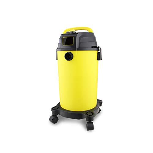 Handstofzuiger/huishoudelijke stofzuiger, droog & nat & luchtbellen, antistatisch, waterdicht IPX4, veiligheidsbojen-technologie, geschikt voor binnen/autowas/industrie