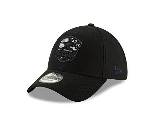 New Era 39Thirty Cap Salute to Service Dallas Cowboys - L/XL
