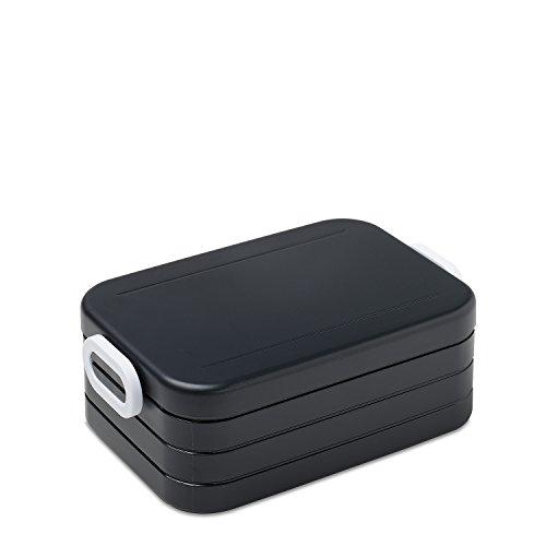 Rosti Mepal 107632040400Take A Break Midi Box Mittagessen ABS schwarz 18,5x 12x 6,5cm