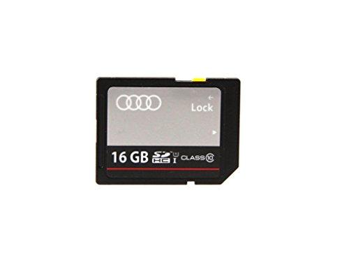 Audi 8R0063827H SDHC-Karte 16GB