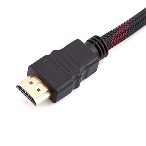 Emoshayoga Transmisor de Cable HDMI a VGA de 5 pies para el hogar