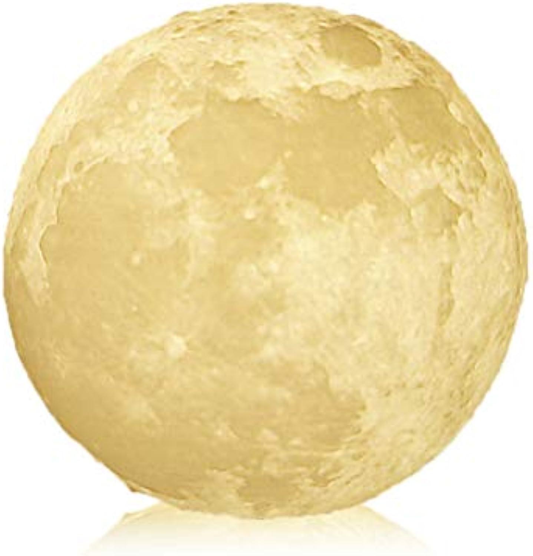 ZOYNZ Mondlicht Mond Tischlampe Kreative Dekorative Tischlampe LED Energiesparlampe