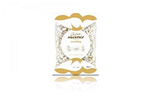 Confetti Maxtris TWIST gusto CLASSICO BIANCO incartati caramella 1 Kg