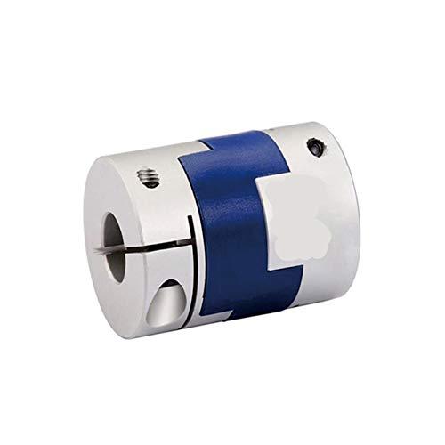 TANGJIANCHENG-C Coupler Shaft Coupling Setscrew Power Transmission Auminum Alloy Coupler for Servo Motor (Inner Diameter : GHC 55x57(10 28))