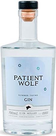 Patient Wolf Distilling Co. Summer Thyme Gin 700mL