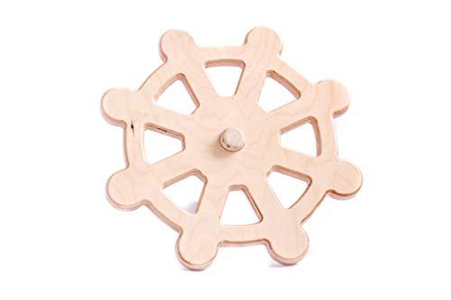 変形可能なピクラーキッズトライアングルドレイクプレイハウス調整可能なモンテッソーリはしごおもちゃクライマー幼児ピクラージムスライド折りたたみ式アクティビティ (15.Wheel of ship)