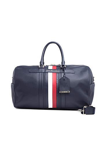Tommy Hilfiger Bolso Elevated Marino Hombre U Marino