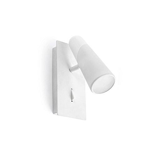 Faro Barcelona 29040 - LAO LED Lampe applique blanc 1L