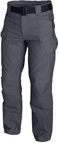 Helikon-Tex Men UTP Urban Tactical Pants, Polycotton Ripstop Fabric, Shadow Grey Waist 34 Length 32
