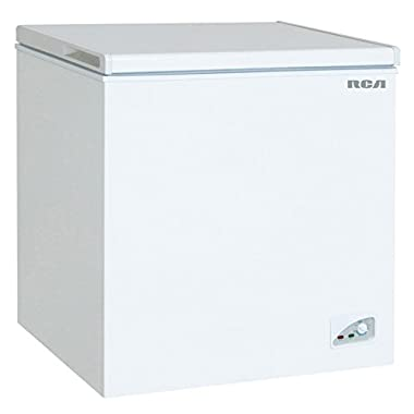 7.1 Cubic Foot Chest Freezer, White