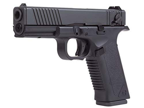 Barra 009 Full Auto Blowback CO2 BB Pistol air Pistol