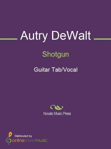 Shotgun (English Edition)