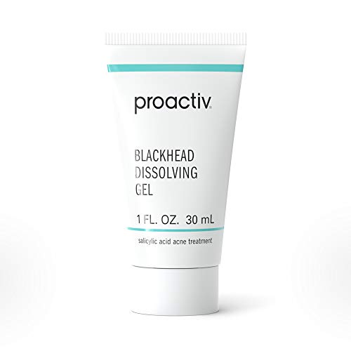 Proactiv Blackhead Dissolving Acne Gel - Salicyclic Acid Acne Spot Treatment For Face - Unclog Pores and Reduce Blemishes, 1oz