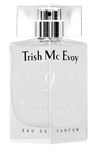 Trish Mcevoy No.9 Eau de Parfum Spray for Women, Blackberry and Vanilla Musk, 1.7 Ounce
