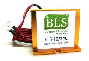 Battery Life Saver BLS-12/24C Desulfator