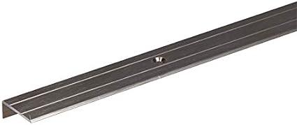 acier inoxydable GAH-Alberts Profil/é en U 1000 x 16 x 10 mm
