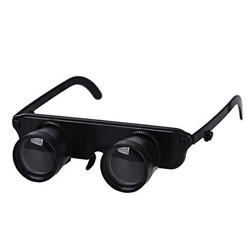 Gafas de Pesca, telescopio de Pesca portátil 3 x 28 Zoom en el Tipo de Equipo de Pesca de Vidrio para Peces Que Buscan Flotar