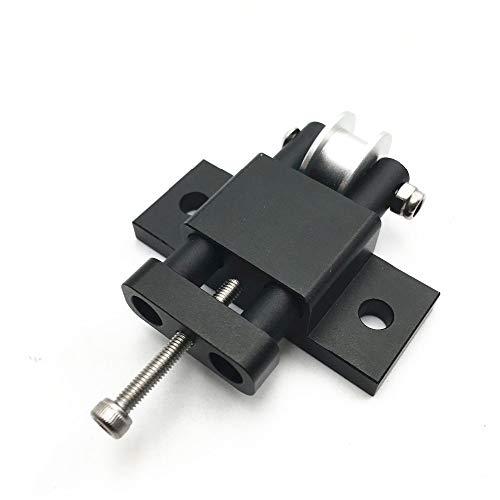 HUANRUOBAIHUO 1pcs Alluminio Y all\'asse Kit tendicinghia for Stampante AM8 / Anet A8 3D Estrusione del Metallo Frame Parti della Stampante 3D