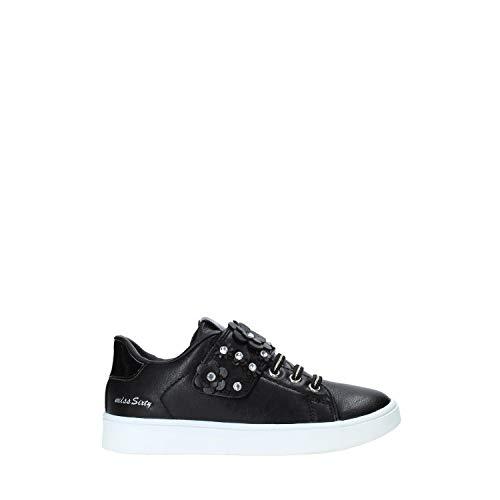 Miss sixty W19-SMS641 Zapatos Niño Negro 31