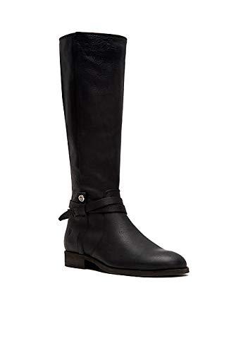[フライ] シューズ 26.5 cm ブーツ・レインブーツ Melissa Belted Tall Boots Black レディース [並行輸入品]