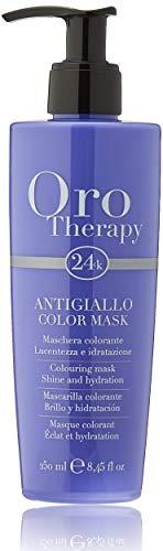 FANOLA Oro Therapy Farbmasken Anti-Yellow, 250 ml