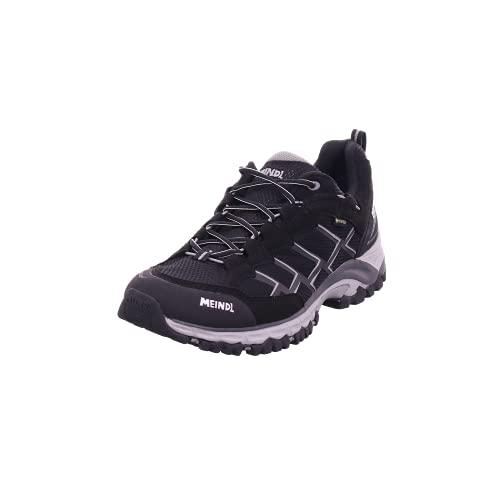 Meindl Caribe GTX Sportschuhe Wanderschuh Schwarz, Schuhgröße:EUR 41.5   UK 7.5
