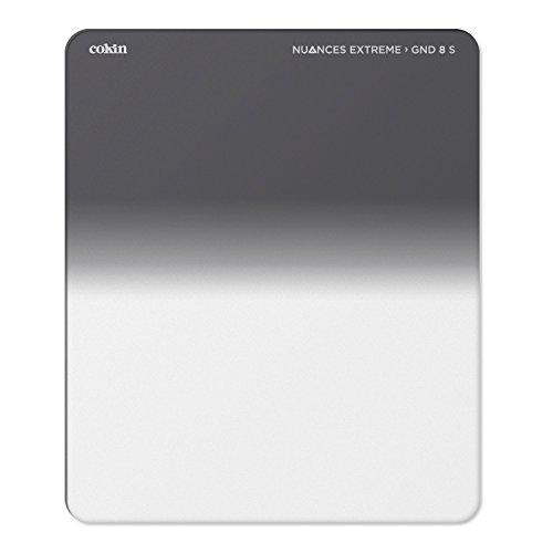 Cokin Nuances Extreme - Filtro Degradado Cuadrado con reducción 3 Pasos, Color Negro