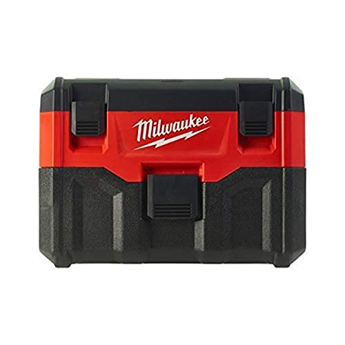 Milwaukee MILM18VC20 Akku-Nass-/Trockensauger M18VC2-0 18 Volt, 18 V, rot