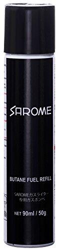 SAROME サロメ ガスボンベ ライター 用 90ml 853205