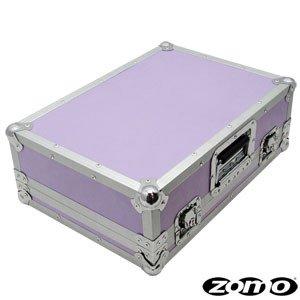 Zomo Flightcase für PC-200/2 | 2x Pioneer CDJ-200 lila