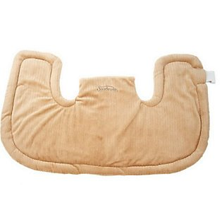 Sunbeam Renue Relieving Heat Therapy Pad for Neck and Shoulders Mocha
