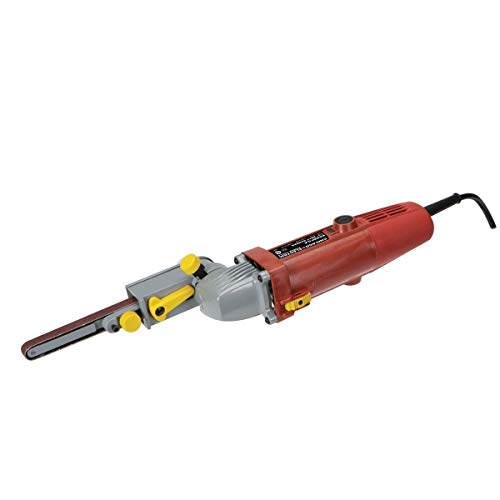 of alltrade angle grinders dec 2021 theres one clear winner 1/2 inch Bandfile Belt Sander with 180 Degree Swivel Head; Comes with 5 Belts