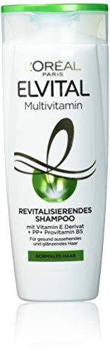 L'Oréal Paris Champú multivitamina Elvital (1 x 300 ml)