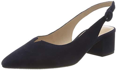 Gerry Weber Shoes Damen Saronno 01 Slingback Sandalen, Blau (Dunkelblau 505), 39 EU