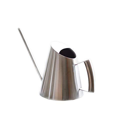 ZTMN gieter 0.8/1.3L metalen gieter ketel huishouden messing gieter (kleur: basiskleur)