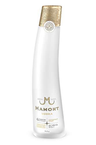 1. Mamont Vodka