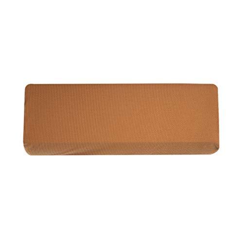 Garneck Klimaanlage Staubschutzhülle Praktisch Voll Inklusive Staubschutzhülle zu Hause Begünstigt Lieferungen für Schlafzimmer Hausklimaanlage (Orange)