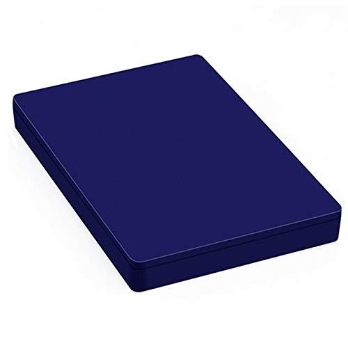 Memory Stick 2.5' External Hard Drive 1tb/2tb USB3.0 Storage Compatible For PC, Mac, Desktop, Laptop, MacBook (Capacity : 2TB, Color : Blue)