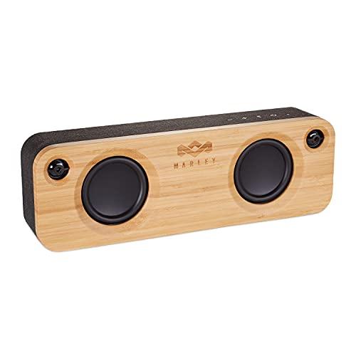 House of Marley EM-JA006-SBA - Altavoces Bluetooth portátil