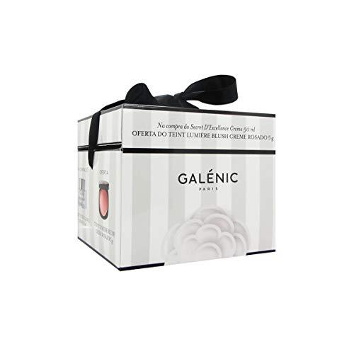 Galénic Pack Secret D'Excellence Creme 50ml + Teint Lumière Blush Rosado 5g