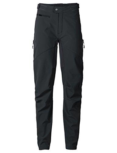 VAUDE Damen Hose Qimsa Softshell Pants II, Black, 36, 402580100360